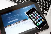 Sociální sítě se velmi využívají i na iPhonu a iPadu